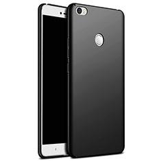 Handyhülle Hülle Kunststoff Schutzhülle Matt M03 für Xiaomi Mi Max Schwarz