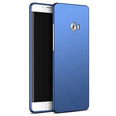 Handyhülle Hülle Kunststoff Schutzhülle Matt M03 für Xiaomi Mi Note 2 Special Edition Blau