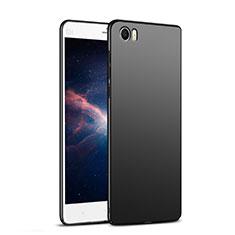 Handyhülle Hülle Kunststoff Schutzhülle Matt M03 für Xiaomi Mi Note Schwarz