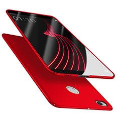 Handyhülle Hülle Kunststoff Schutzhülle Matt M03 für Xiaomi Redmi 4X Rot