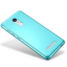 Handyhülle Hülle Kunststoff Schutzhülle Matt M03 für Xiaomi Redmi Note 3 Grün