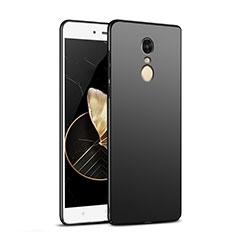 Handyhülle Hülle Kunststoff Schutzhülle Matt M03 für Xiaomi Redmi Note 4 Standard Edition Schwarz