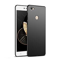 Handyhülle Hülle Kunststoff Schutzhülle Matt M03 für Xiaomi Redmi Y1 Schwarz