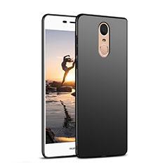 Handyhülle Hülle Kunststoff Schutzhülle Matt M04 für Huawei Enjoy 6 Schwarz