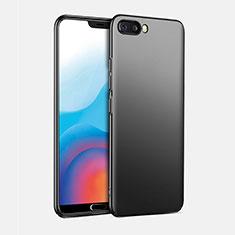 Handyhülle Hülle Kunststoff Schutzhülle Matt M04 für Huawei Honor 10 Schwarz
