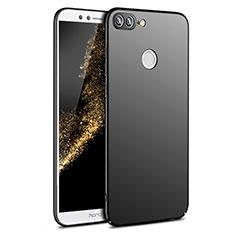 Handyhülle Hülle Kunststoff Schutzhülle Matt M04 für Huawei Honor 9 Lite Schwarz