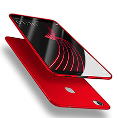 Handyhülle Hülle Kunststoff Schutzhülle Matt M04 für Huawei Honor V8 Max Rot