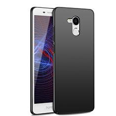 Handyhülle Hülle Kunststoff Schutzhülle Matt M04 für Huawei Honor V9 Play Schwarz