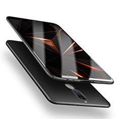 Handyhülle Hülle Kunststoff Schutzhülle Matt M04 für Huawei Mate 10 Lite Schwarz