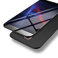 Handyhülle Hülle Kunststoff Schutzhülle Matt M04 für Samsung Galaxy A9 Pro (2016) SM-A9100 Schwarz