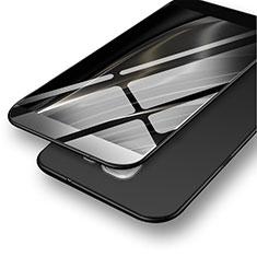 Handyhülle Hülle Kunststoff Schutzhülle Matt M04 für Samsung Galaxy S7 Edge G935F Schwarz
