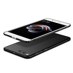 Handyhülle Hülle Kunststoff Schutzhülle Matt M04 für Xiaomi Mi Note 3 Schwarz