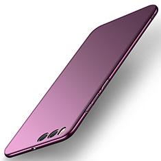 Handyhülle Hülle Kunststoff Schutzhülle Matt M04 für Xiaomi Mi Note 3 Violett