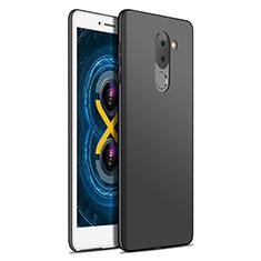 Handyhülle Hülle Kunststoff Schutzhülle Matt M05 für Huawei Honor 6X Schwarz