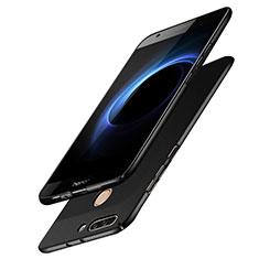 Handyhülle Hülle Kunststoff Schutzhülle Matt M05 für Huawei Honor V9 Schwarz