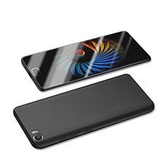 Handyhülle Hülle Kunststoff Schutzhülle Matt M05 für Xiaomi Mi 5 Schwarz