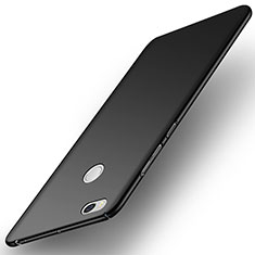 Handyhülle Hülle Kunststoff Schutzhülle Matt M05 für Xiaomi Mi Max 2 Schwarz