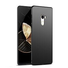 Handyhülle Hülle Kunststoff Schutzhülle Matt M05 für Xiaomi Mi Mix 2 Schwarz