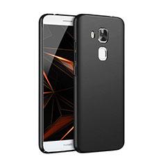 Handyhülle Hülle Kunststoff Schutzhülle Matt M06 für Huawei G9 Plus Schwarz