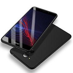 Handyhülle Hülle Kunststoff Schutzhülle Matt M06 für Huawei Honor 6C Pro Schwarz
