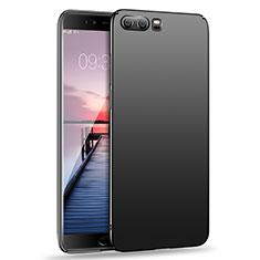 Handyhülle Hülle Kunststoff Schutzhülle Matt M06 für Huawei Honor 9 Schwarz