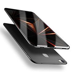 Handyhülle Hülle Kunststoff Schutzhülle Matt M06 für Huawei Honor Note 8 Schwarz