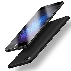 Handyhülle Hülle Kunststoff Schutzhülle Matt M06 für Xiaomi Mi 5S 4G Schwarz
