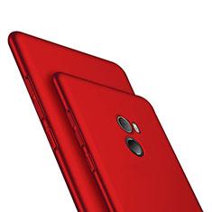 Handyhülle Hülle Kunststoff Schutzhülle Matt M06 für Xiaomi Mi Mix 2 Rot