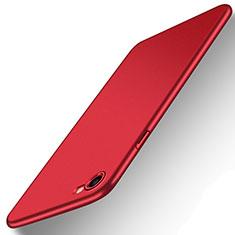 Handyhülle Hülle Kunststoff Schutzhülle Matt M07 für Apple iPhone 7 Rot
