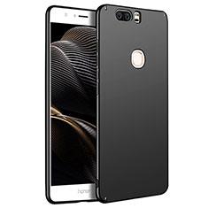 Handyhülle Hülle Kunststoff Schutzhülle Matt M07 für Huawei Honor V8 Schwarz