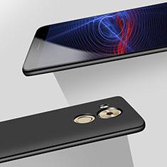 Handyhülle Hülle Kunststoff Schutzhülle Matt M07 für Huawei Mate 8 Schwarz