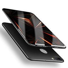 Handyhülle Hülle Kunststoff Schutzhülle Matt M07 für Huawei Nova 2 Plus Schwarz