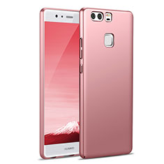 Handyhülle Hülle Kunststoff Schutzhülle Matt M07 für Huawei P9 Rosa