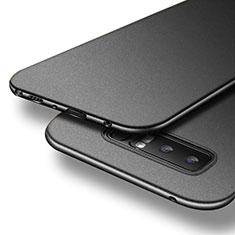 Handyhülle Hülle Kunststoff Schutzhülle Matt M07 für Samsung Galaxy Note 8 Schwarz