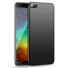 Handyhülle Hülle Kunststoff Schutzhülle Matt M07 für Xiaomi Mi 5S 4G Schwarz