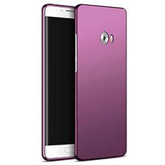 Handyhülle Hülle Kunststoff Schutzhülle Matt M07 für Xiaomi Mi Note 2 Special Edition Violett