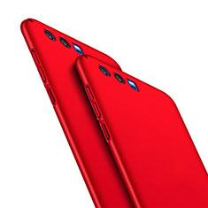 Handyhülle Hülle Kunststoff Schutzhülle Matt M08 für Huawei Honor 9 Rot