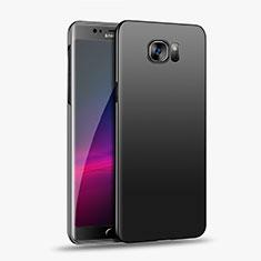 Handyhülle Hülle Kunststoff Schutzhülle Matt M08 für Samsung Galaxy S7 Edge G935F Schwarz