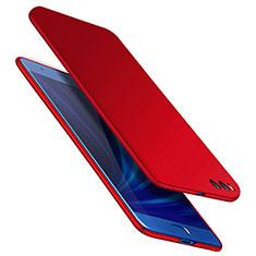 Handyhülle Hülle Kunststoff Schutzhülle Matt M08 für Xiaomi Mi 6 Rot