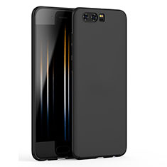 Handyhülle Hülle Kunststoff Schutzhülle Matt M10 für Huawei Honor 9 Schwarz