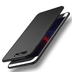 Handyhülle Hülle Kunststoff Schutzhülle Matt M11 für Huawei Honor 9 Schwarz
