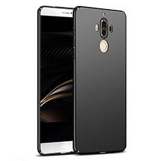 Handyhülle Hülle Kunststoff Schutzhülle Matt M11 für Huawei Mate 9 Schwarz