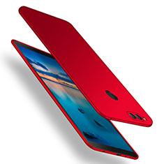 Handyhülle Hülle Kunststoff Schutzhülle Matt M12 für Huawei Honor 7X Rot