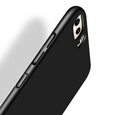 Handyhülle Hülle Kunststoff Schutzhülle Matt M14 für Huawei P10 Schwarz