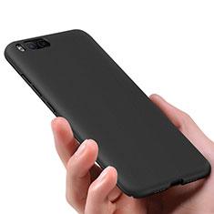 Handyhülle Hülle Kunststoff Schutzhülle Matt P02 für Xiaomi Mi 6 Schwarz