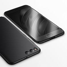 Handyhülle Hülle Kunststoff Schutzhülle Matt P03 für Xiaomi Mi 6 Schwarz