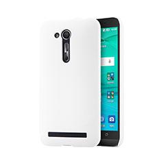 Handyhülle Hülle Kunststoff Schutzhülle Punkte Loch für Asus Zenfone Go ZB452KG ZB551KL Weiß