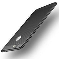 Handyhülle Hülle Kunststoff Schutzhülle Punkte Loch für Huawei Nova Schwarz
