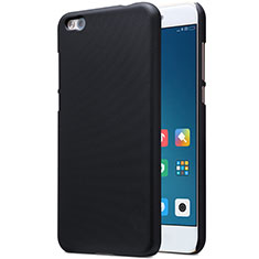 Handyhülle Hülle Kunststoff Schutzhülle Punkte Loch für Xiaomi Mi 5C Schwarz