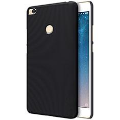 Handyhülle Hülle Kunststoff Schutzhülle Punkte Loch für Xiaomi Mi Max 2 Schwarz